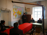 Project presentation in Saribash, Azerbaijan (Etzold, J.)